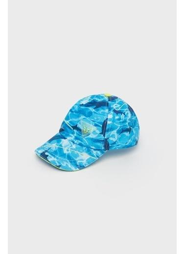 Nebbati Erkek Çocuk Desenli Şapka Renkli